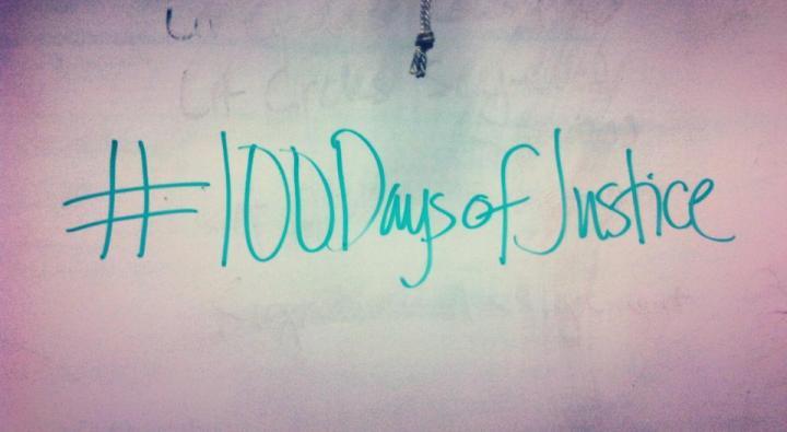 100daysofjustice